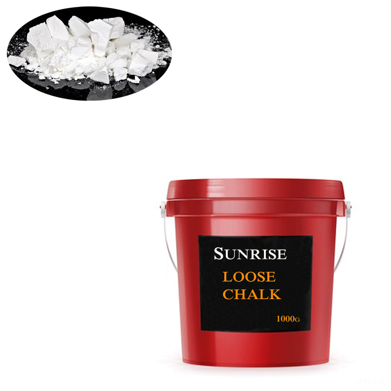2019 Cheap Plastic Bagged Magnesium Carbonate Crush Chalk for Sports