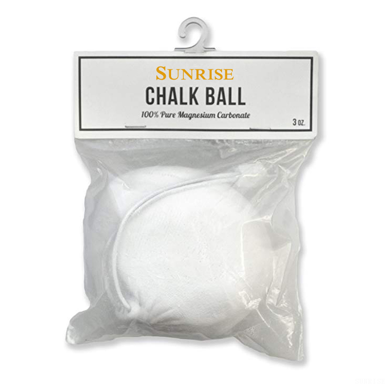 70g Refillable Sports Chalk Ball for Gymnastics, Climbing, fitness