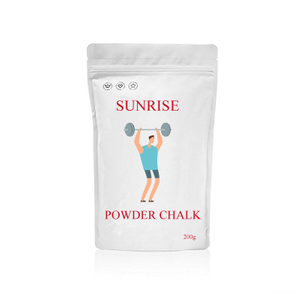 Cheap Chalk Powder Anti Sweat To Grip White Color Sports Magnesium Power Chalk