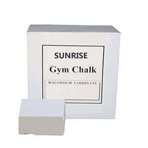 Weight Lifting Chalk Block