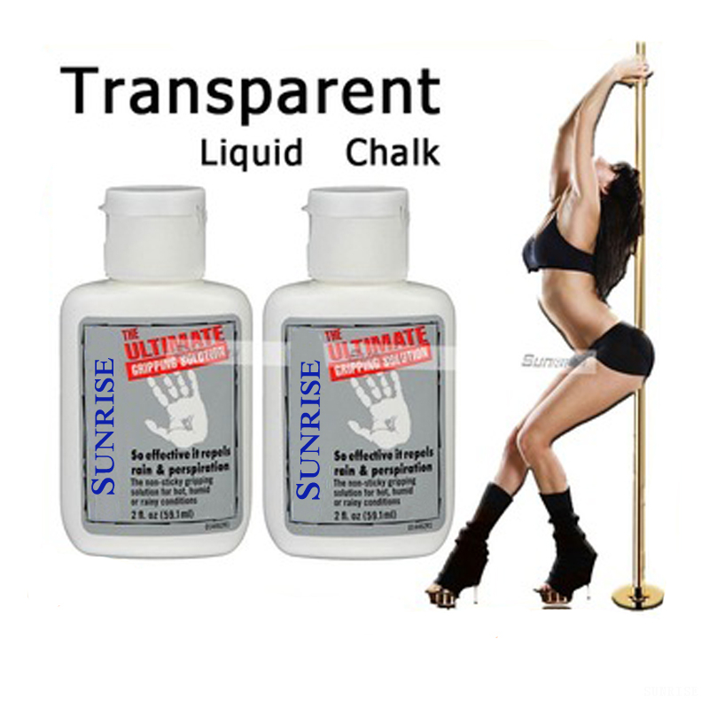 Semi - Transparent Liquid Chalk Dry Hands for Pole Dance And Aerial Hoop
