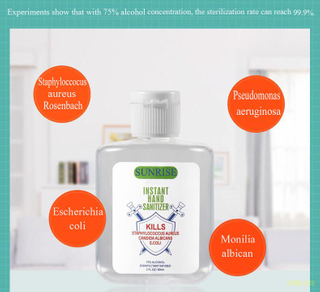 Wholesale Virus Killing Disposable Hand Sanitizer